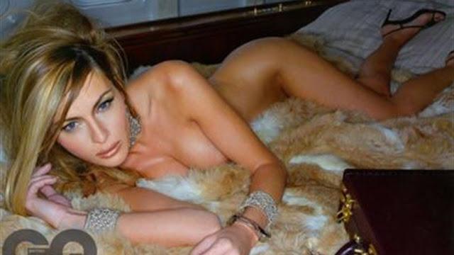 ما رأي ميلانيا ترامب بصورها العارية على غلاف مجلة GQ؟