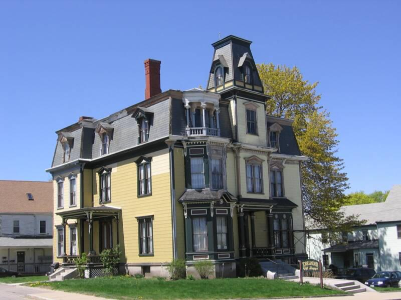 S.K. Pierce Mansion