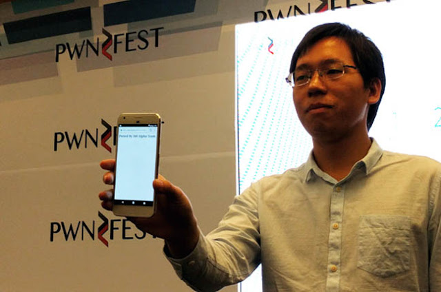 Chinese team hacked Google Pixel in 60 seconds