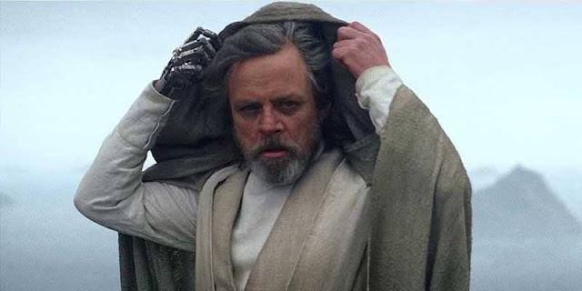 Ranking Star Wars. Episodio VIII: Los ultimos Jedi