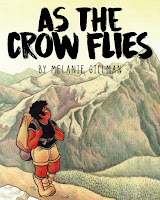 as the crow flies by melanie gillman book cover