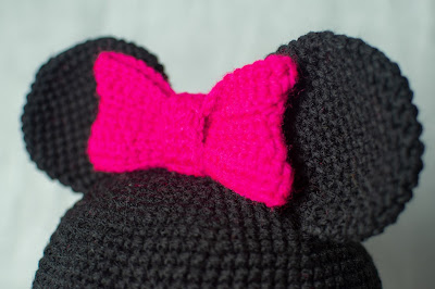 Minnie Hat - Free Crochet Pattern