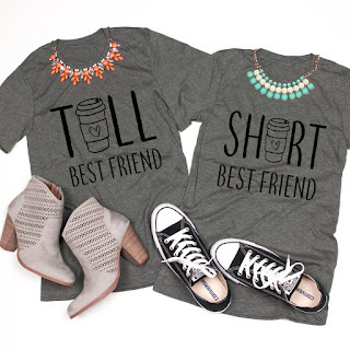 best friend tees