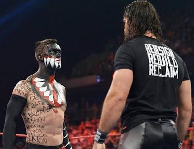 Finn Balor vs Seth Rollings match Summerslam 2016