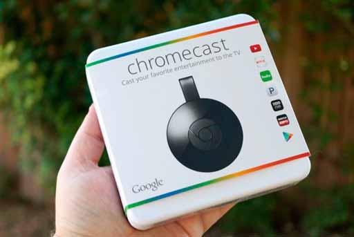Cómo configurar un Chromecast con tu teléfono Android