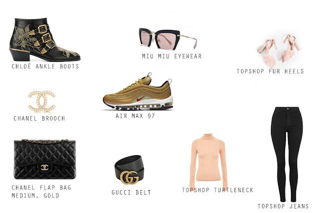 Girly stuff | Shopping wishlist | recenze