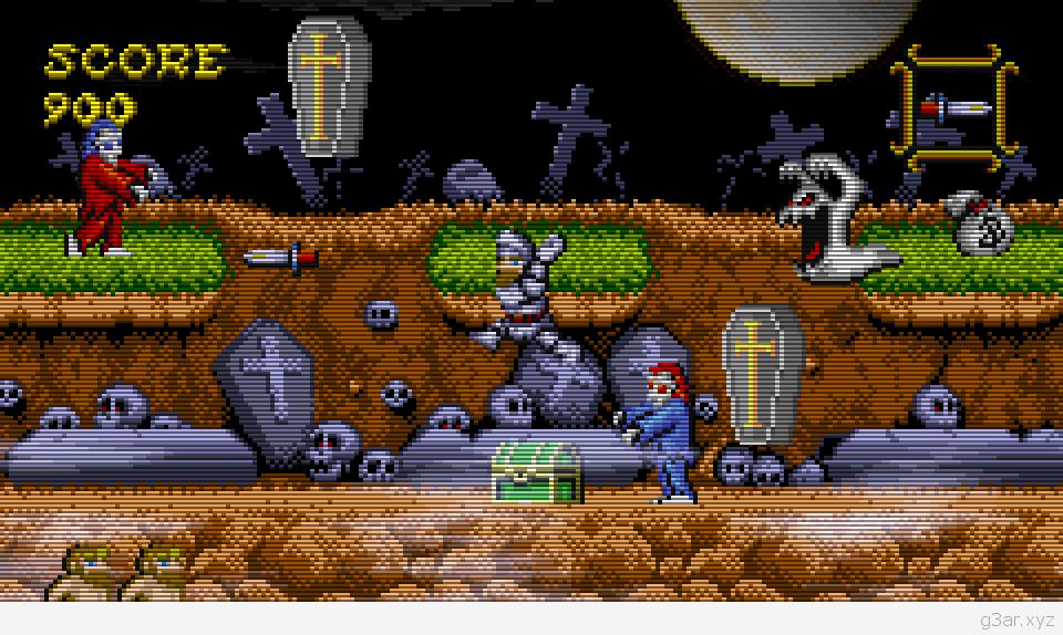 Ghosts'n Demons – Ghosts'n Goblins Remastered 4