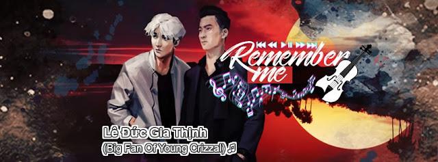 [PSD Bìa] Remember Me - Sơn Tùng M-TP (SlimV 2017 Mix)