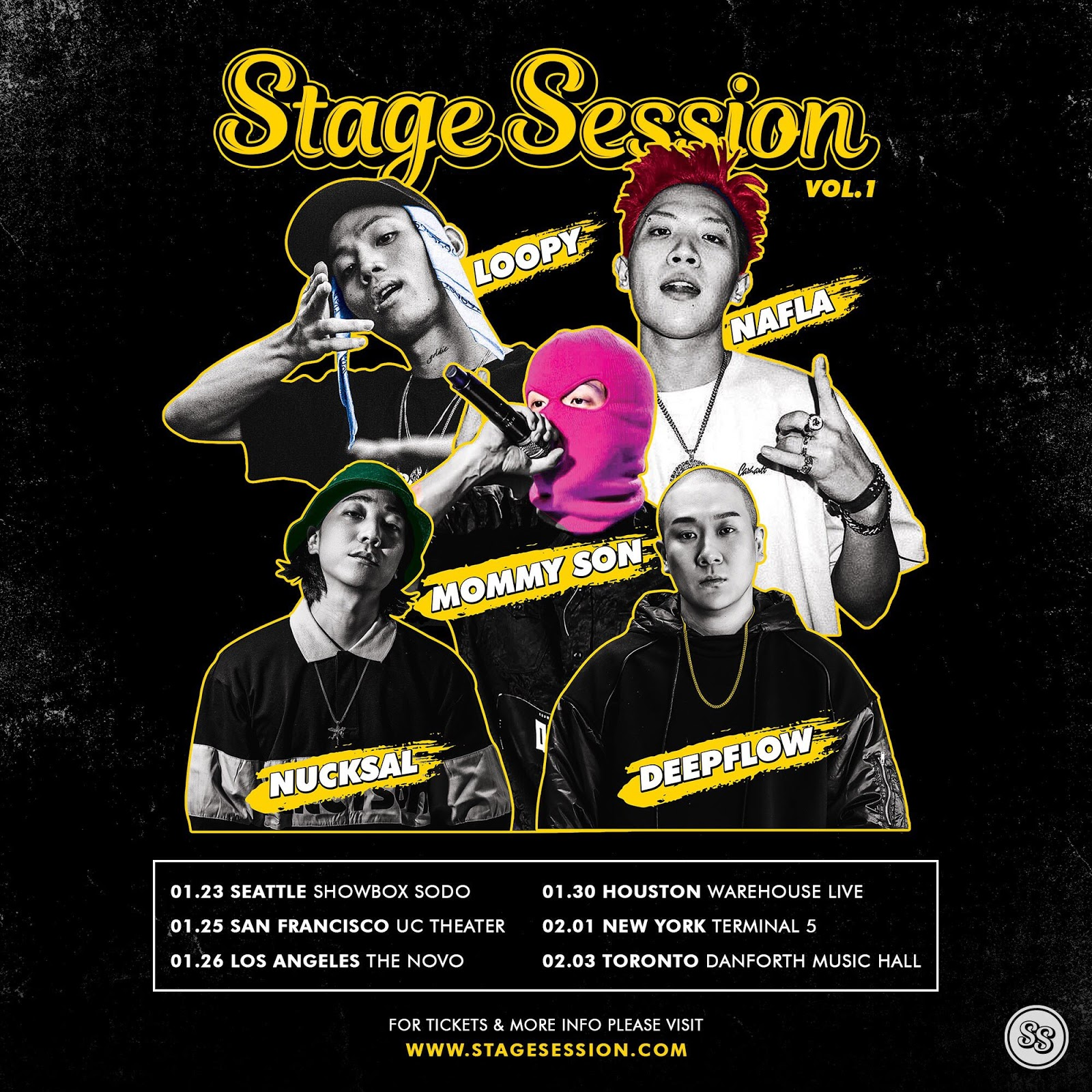 Concert Watch: Show Me The Money 777 - khip-hop artists to