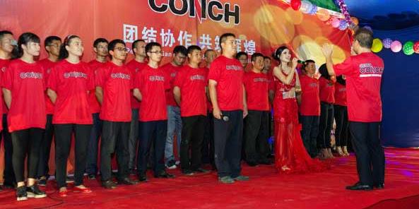 Wow! 550 Pekerja China di Pabrik Semen Sulut Bolmong Banyak Yang Ilegal