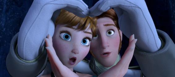 Anna i Hans Kraina Lodu