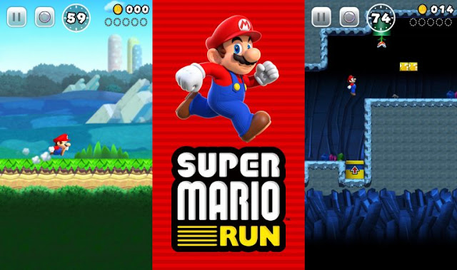 Descarga ya Super Mario Run!