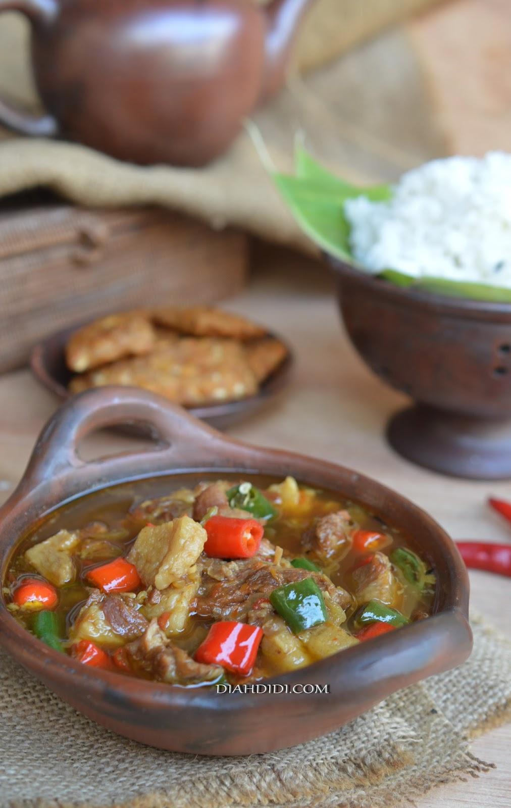 Asem Asem Daging Buncis : daging, buncis, Didi's, Kitchen:, Daging, Wonogiri
