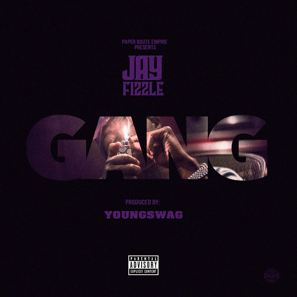 Jay Fizzle - Gang - Single Cover