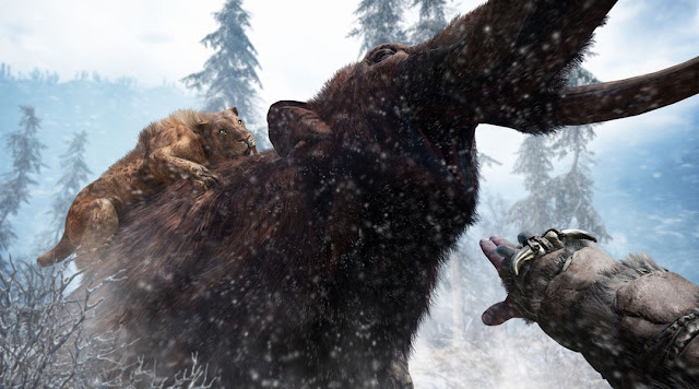 Far Cry Primal Free For PC