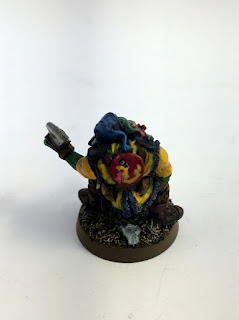 2nd Edition Orks - Snakebite Madboy - Back