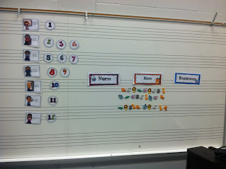Looking for ways to decorate your music classroom? This post includes music classroom decor ideas, tips for organizing your classroom, and more!