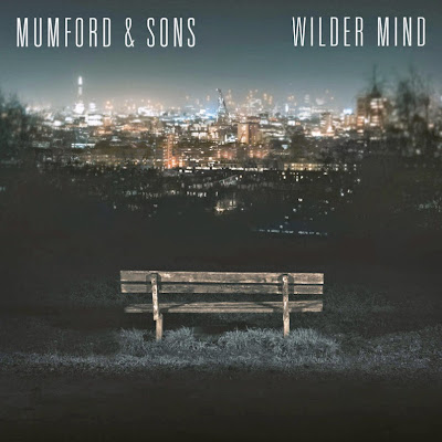 Mumford and Sons, Wilder Mind, album cover