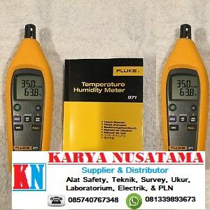 Jual Fluke 971 Temperature Display Of Humidity Meter di Jember