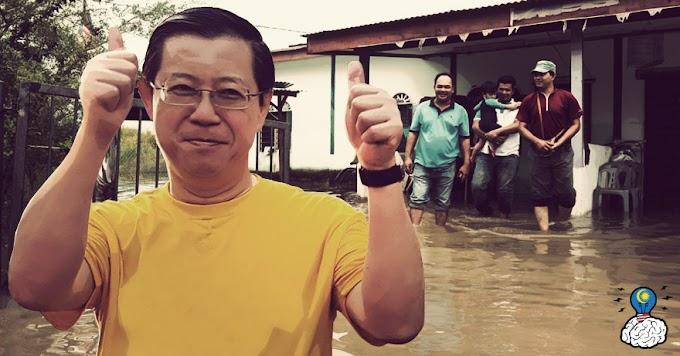 Pencapaian Awesome DAP Pulau Pinang Sepanjang 10 Menurut Guan Eng #TolakPH #DAPRasuah