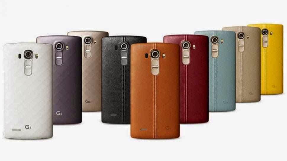 LG G4 : الرائد الجديد من LG