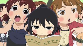 جميع حلقات واوفا ومواسم انمي Mitsudomoe مترجم عدة روابط