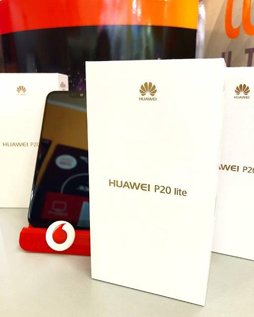 رسمياََ هاتف هواوي Huawei P20 Lite في الجزائر مع سعر صادم !