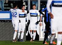 Pietosi: Atalanta-Inter 1-1 (1-1)