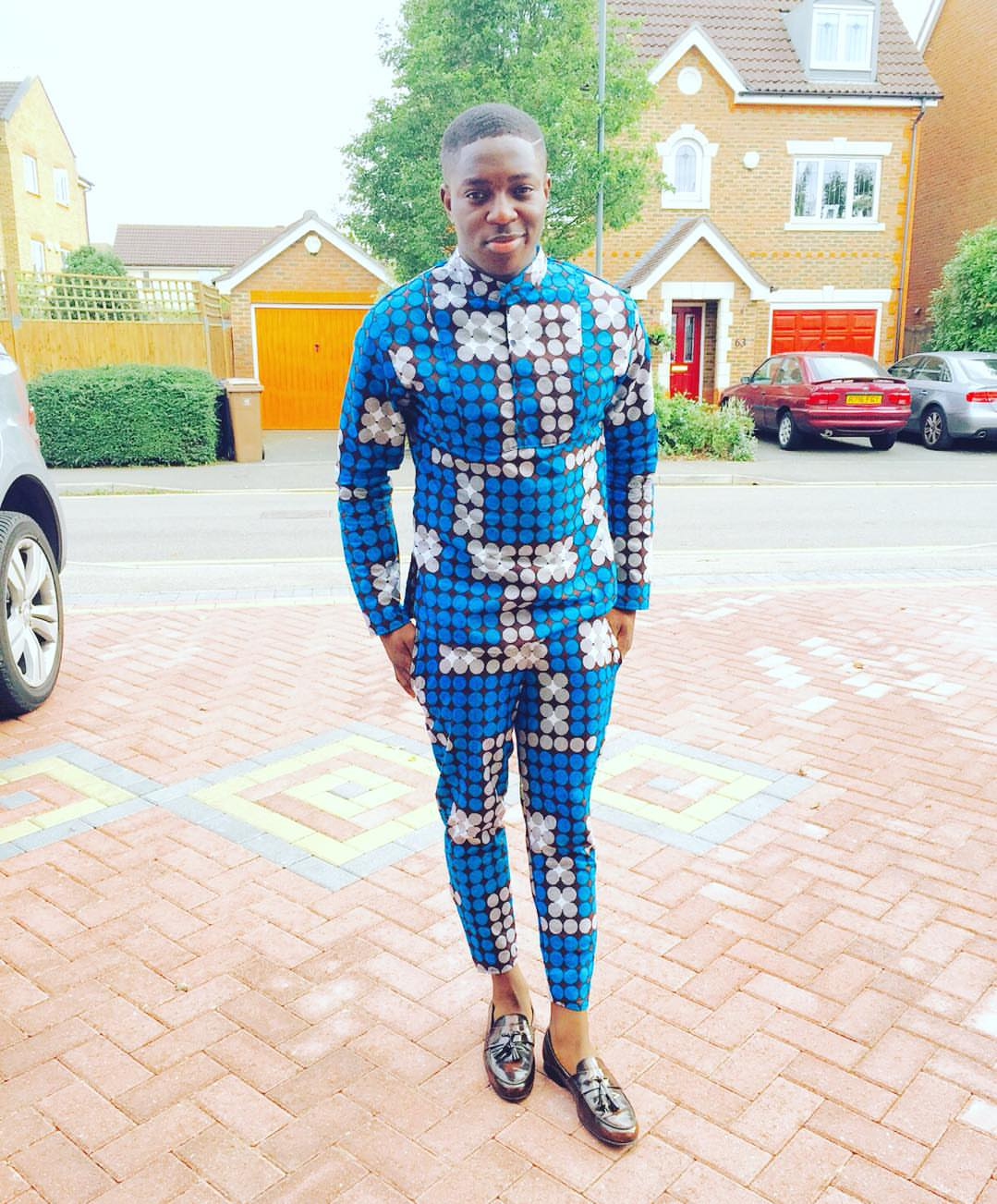 Dope latest ankara styles inspirations idea for men males ilookdope.com trouser, skirt males, man, men, boy, style, design, ankara men style, ankara style for men, ankara suit, ankara slippers pam, ankara tie, ankara shoe
