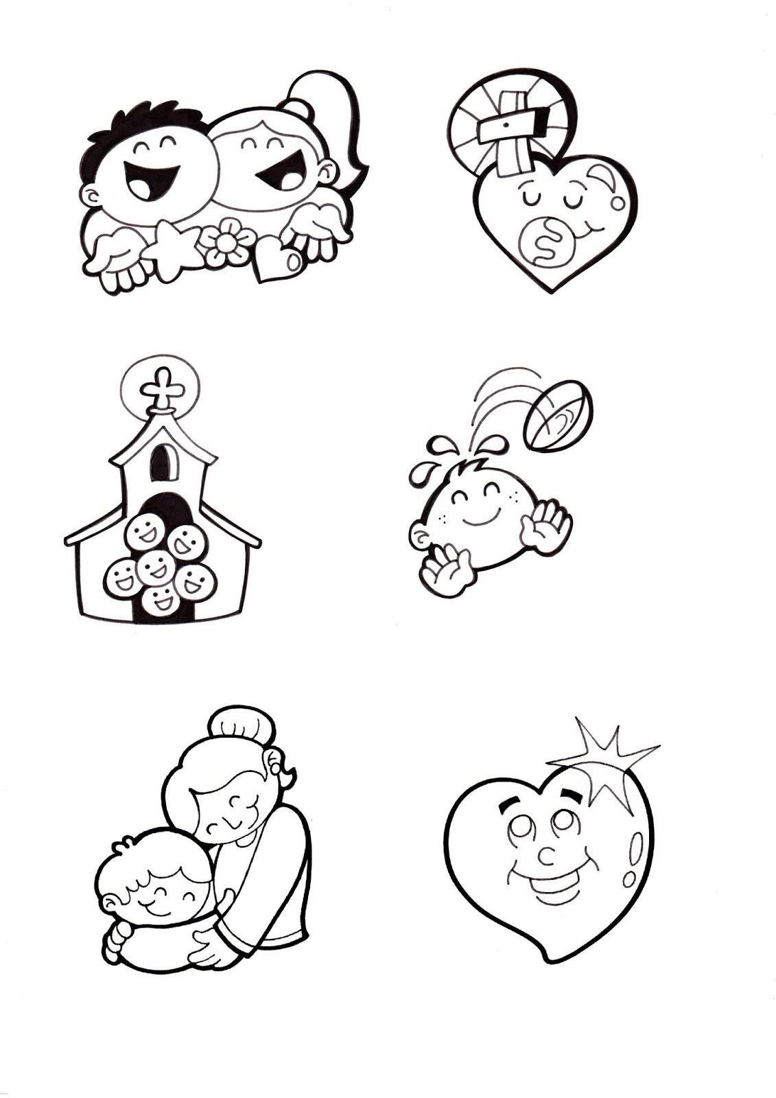 El Rincón de las Melli: Dibujos para colorear (para los más chiquitos)