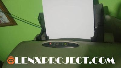 Langkah Jitu  Mengatasi Ink Cartridge Cannot Be Recognized Epson R230