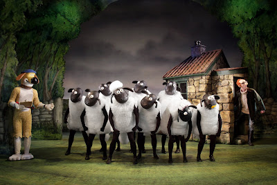 Shaun's Big Show - Shaun The Sheep and friends on stage