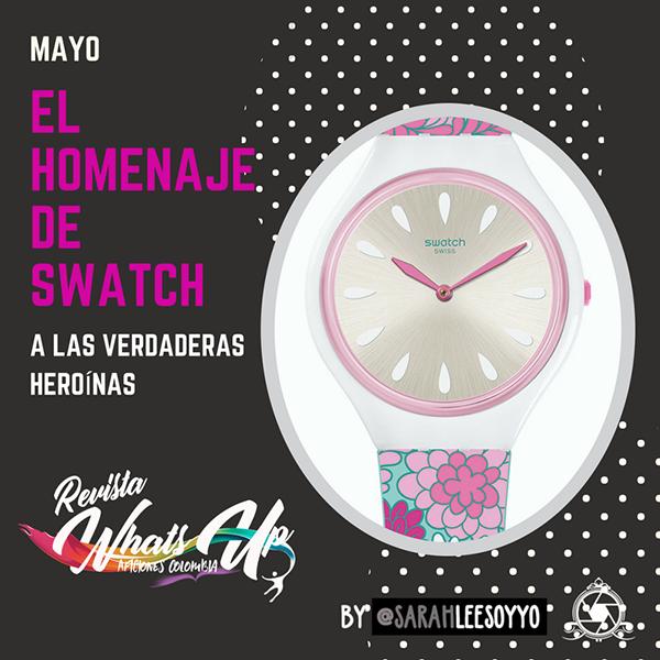 Homenaje-Swatch-heroínas-dia-madres-relojes-tendencias