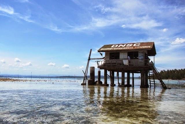 DNSC in Samal Island