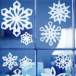 How to Create Pretty Paper Snowflakes in 6 Easy Steps!