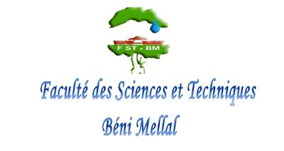 """Résultat de recherche d'images pour """"master fst beni mellal"""""""
