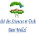Master Santé et Environnement à la Faculté des Sciences et Techniques FST Béni Mellal 2019-2020