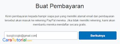 Gambar buat pembayaran Paypal Email