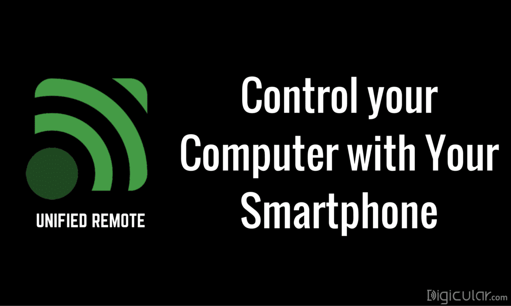 Use your Smartphone as a Mouse, Keyboard and Remote control