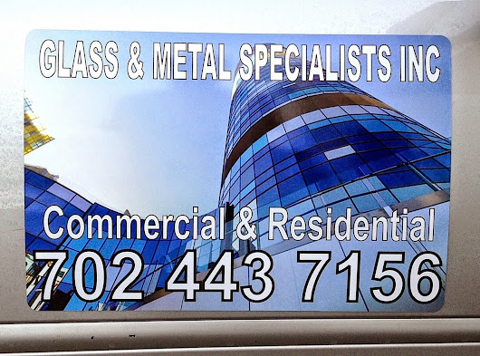 Glass & Metal Specialists Northern California