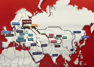 موسكو تبحث عن زيادة بنسبة 30٪ في التجارة مع إيران