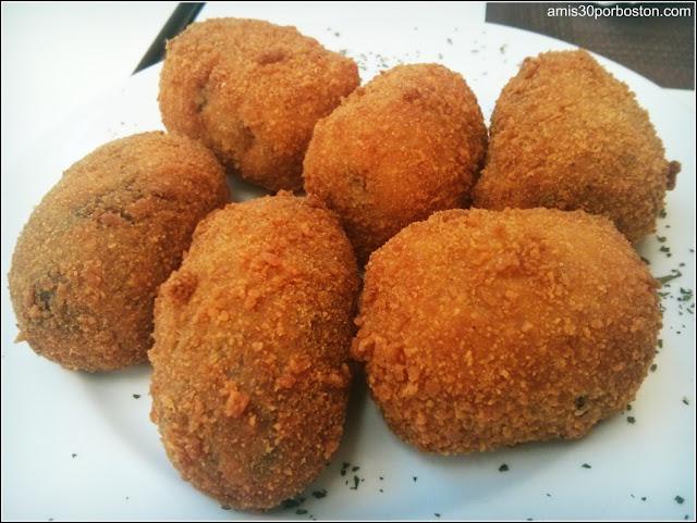 Gastronomía Almeriense: Croquetas