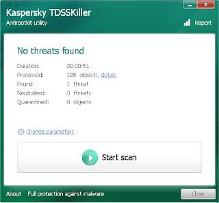 Cara Menghapus Malware Rootkit dan Varient-nya