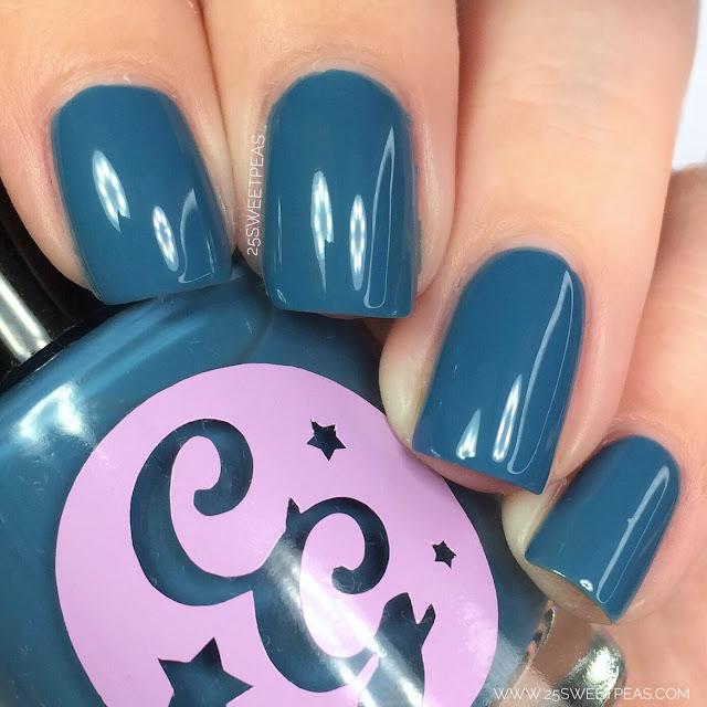 Chaotic Glitz Blue Gray