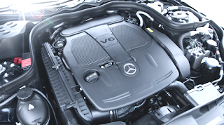 2019 Mercedes E Class Sedan Engine