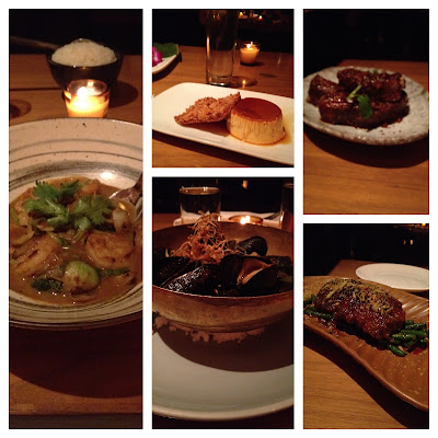 NYC, Restaurant Week, Thai, hotel, 60 Thompson Hotel, eating fabulously