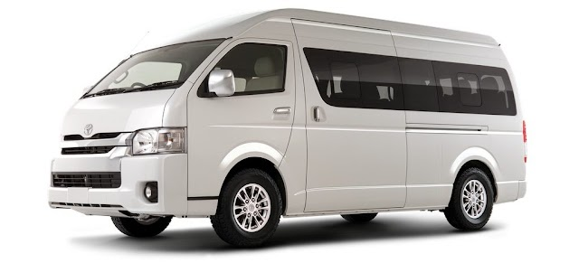 Toyota HIACE Pricelist - As of January 2019 (Luzon - Philippines)