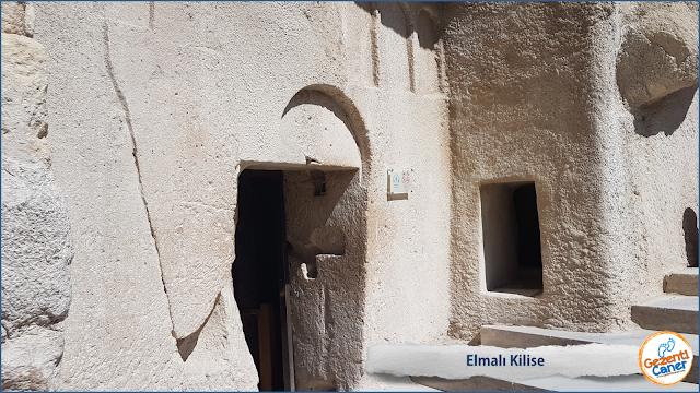 Elmali-Kilise-Goreme-Kapadokya