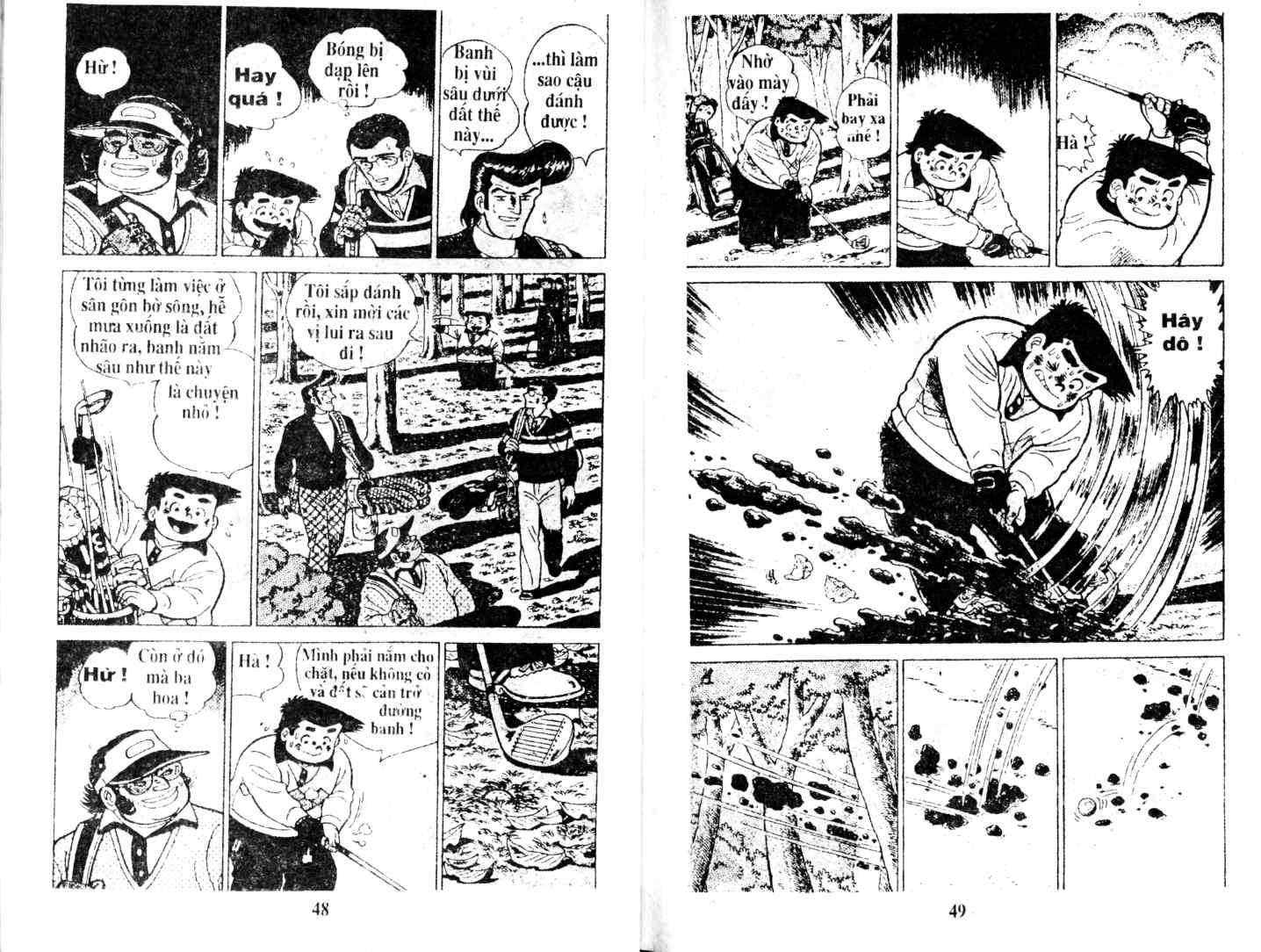Ashita Tenki ni Naare chapter 14 trang 23