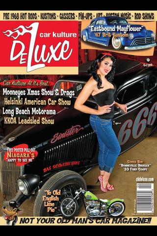 Four Door Sports Cars >> carkultera: Car Kulture DeLuxe Magazine